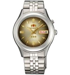 Недорогие мужские механические часы ORIENT EM0301WU (FEM0301WU9)