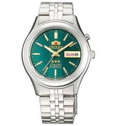 Недорогие мужские механические часы ORIENT EM0301XF (FEM0301XF9)