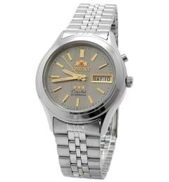 Недорогие мужские механические часы ORIENT EM0301XK (FEM0301XK9)