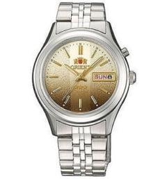 Недорогие мужские механические часы ORIENT EM0301XU (FEM0301XU9)