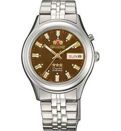 Недорогие мужские механические часы ORIENT EM0301YT (FEM0301YT9)