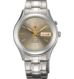 Недорогие мужские механические часы ORIENT EM0301ZK (FEM0301ZK9)