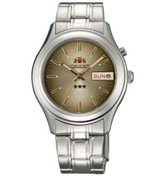 Недорогие мужские механические часы ORIENT EM0301ZU (FEM0301ZU9)