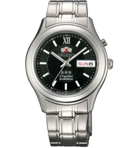 Недорогие мужские механические часы ORIENT EM03020B (FEM03020B9)