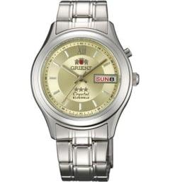 Недорогие мужские механические часы ORIENT EM03020C (FEM03020C9)