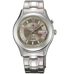 Недорогие мужские механические часы ORIENT EM03020K (FEM03020K9)