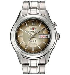 Недорогие мужские механические часы ORIENT EM03020U (FEM03020U9)