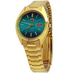 Недорогие мужские механические часы ORIENT EM0401HF (FEM0401HF9)