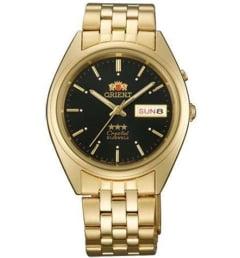 Недорогие мужские механические часы ORIENT EM0401JB (FEM0401JB9)