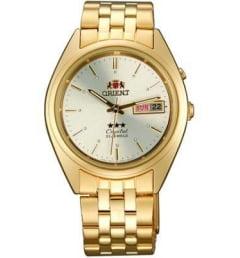 Недорогие мужские механические часы ORIENT EM0401JC (FEM0401JC9)