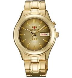 Недорогие мужские механические часы ORIENT EM0401JU (FEM0401JU9)