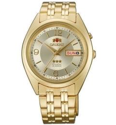 Недорогие мужские механические часы ORIENT EM0401KC (FEM0401KC9)