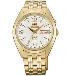 Недорогие мужские механические часы ORIENT EM0401KW (FEM0401KW9)