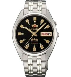 Недорогие мужские механические часы ORIENT EM0401NB (FEM0401NB9)