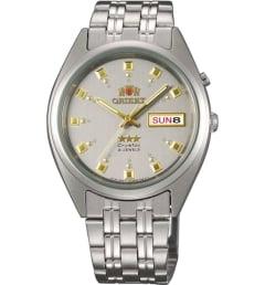 Недорогие мужские механические часы ORIENT EM0401NK (FEM0401NK9)