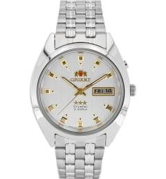 Недорогие мужские механические часы ORIENT EM0401NW (FEM0401NW9)