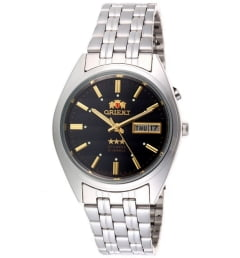 Недорогие мужские механические часы ORIENT EM0401PB (FEM0401PB9)