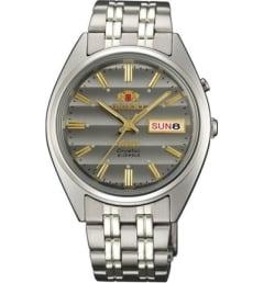 Недорогие мужские механические часы ORIENT EM0401PK (FEM0401PK9)