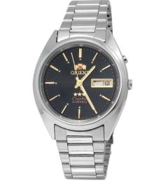 Недорогие мужские механические часы ORIENT EM0401RB (FEM0401RB9)