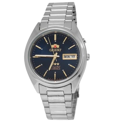 Недорогие мужские механические часы ORIENT EM0401RD (FEM0401RD9)
