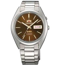 Недорогие мужские механические часы ORIENT EM0401RT (FEM0401RT9)