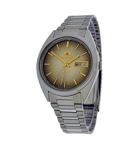 Недорогие мужские механические часы ORIENT EM0401RU (FEM0401RU9)
