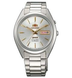Недорогие мужские механические часы ORIENT EM0401RW (FEM0401RW9)