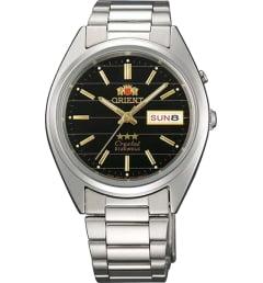Недорогие мужские механические часы ORIENT EM0401SB (FEM0401SB9)