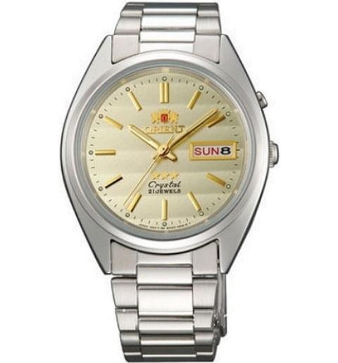 Недорогие мужские механические часы ORIENT EM0401SC (FEM0401SC9)