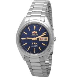 Недорогие мужские механические часы ORIENT EM0401SD (FEM0401SD9)
