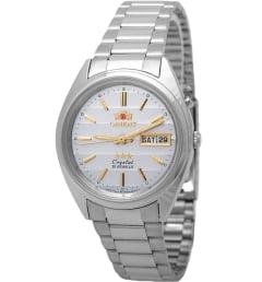 Недорогие мужские механические часы ORIENT EM0401SK (FEM0401SK9)