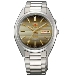 Недорогие мужские механические часы ORIENT EM0401SU (FEM0401SU9)