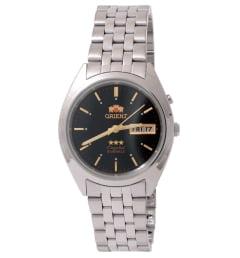 Недорогие мужские механические часы ORIENT EM0401TB (FEM0401TB9)