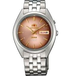 Недорогие мужские механические часы ORIENT EM0401TP (FEM0401TP9)