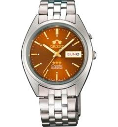 Недорогие мужские механические часы ORIENT EM0401TT (FEM0401TT9)