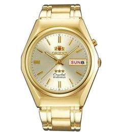 Недорогие мужские механические часы ORIENT EM0501EW (FEM0501EW9)