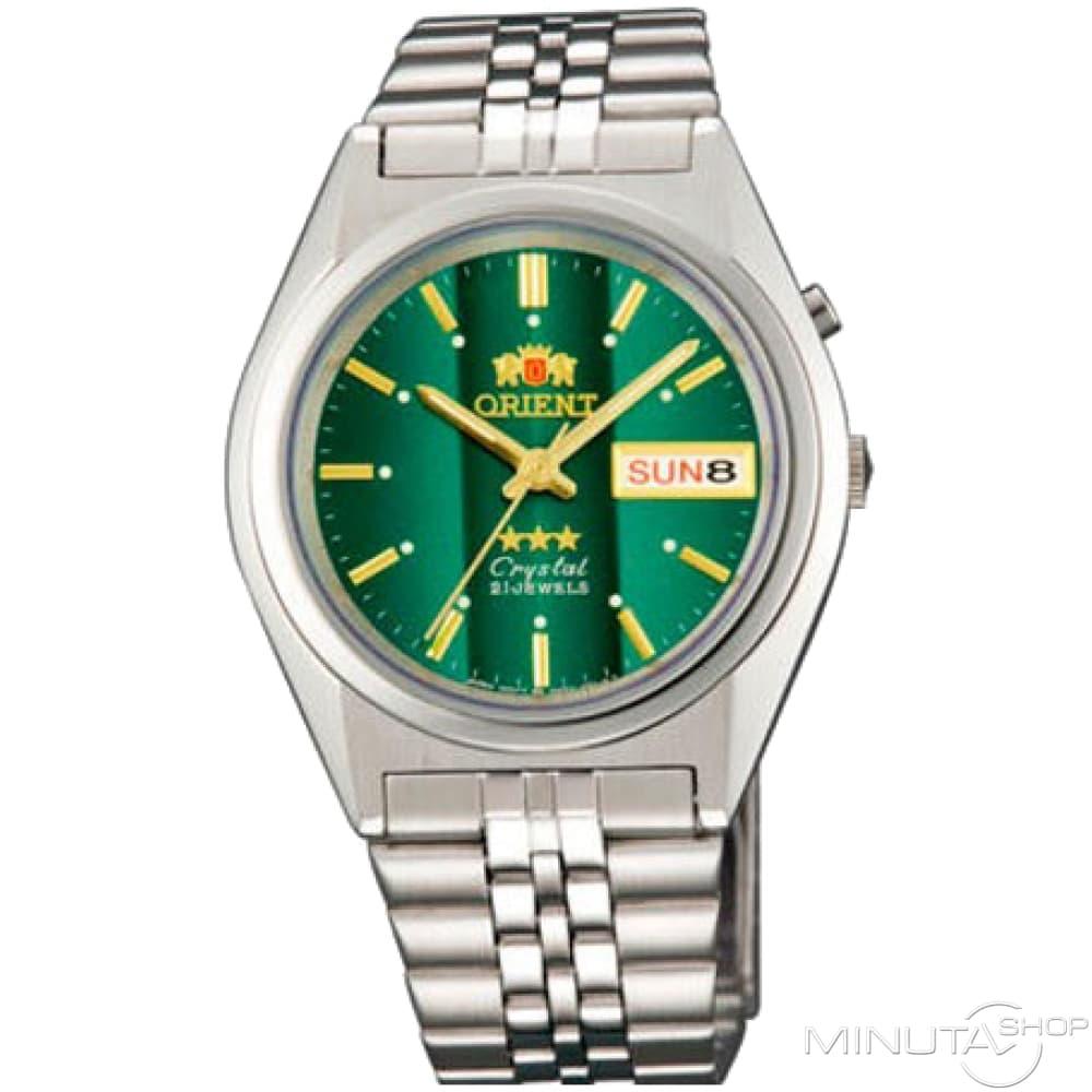Часы ORIENT (Ориент) с Зеленым Циферблатом Купить по Ценам MinutaShop dd8eb5c6caabd
