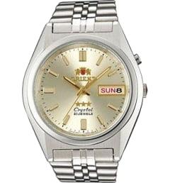 Недорогие мужские механические часы ORIENT EM0501QC (FEM0501QC9)