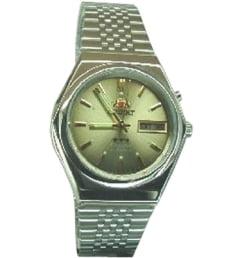 Недорогие мужские механические часы ORIENT EM0A007U (FEM0A007U9)
