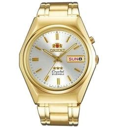 Недорогие мужские механические часы ORIENT EM0B01CW (FEM0B01CW9)
