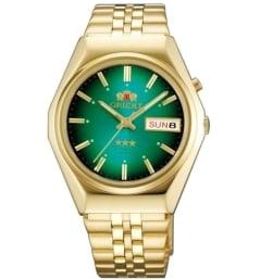 Недорогие мужские механические часы ORIENT EM0B01DF (FEM0B01DF9)