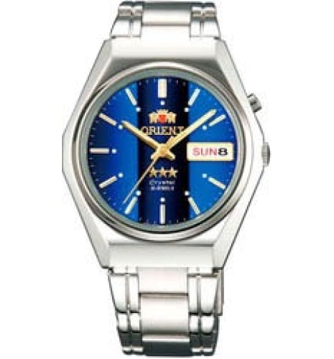 Недорогие мужские механические часы ORIENT EM0B01FJ (FEM0B01FJ9)