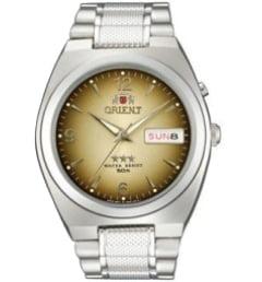 Недорогие мужские механические часы ORIENT EM0B01GP (FEM0B01GP9)