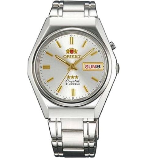 Недорогие мужские механические часы ORIENT EM0B01GW (FEM0B01GW9)
