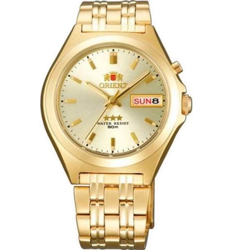 Недорогие мужские механические часы ORIENT EM5A00NC (FEM5A00NC9)
