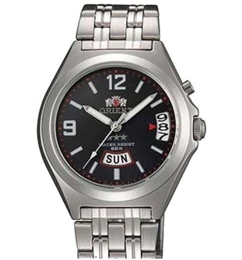 Недорогие мужские механические часы ORIENT EM5A00XB (FEM5A00XB9)