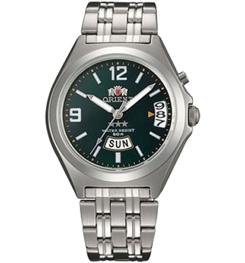 Недорогие мужские механические часы ORIENT EM5A00XF (FEM5A00XF9)