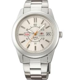 Недорогие мужские механические часы ORIENT EM5J00LW (FEM5J00LW9)