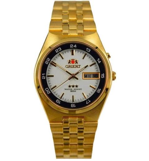 Недорогие мужские механические часы ORIENT EM6H00HW (FEM6H00HW9)