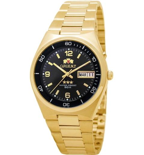 Недорогие мужские механические часы ORIENT EM6H00JB (FEM6H00JB9)
